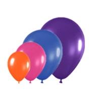 Латексные шары без рисунка