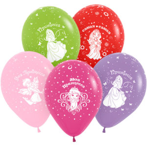 Воздушные шарики в Нижнем Новгородед