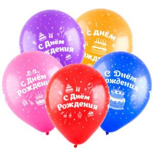 Надувные шары на день рождения