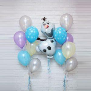 Надув воздушных шаров